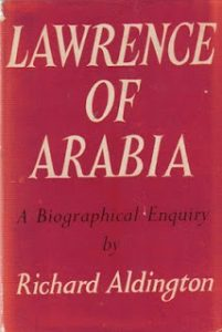 Lawrence of Arabia image - Cover